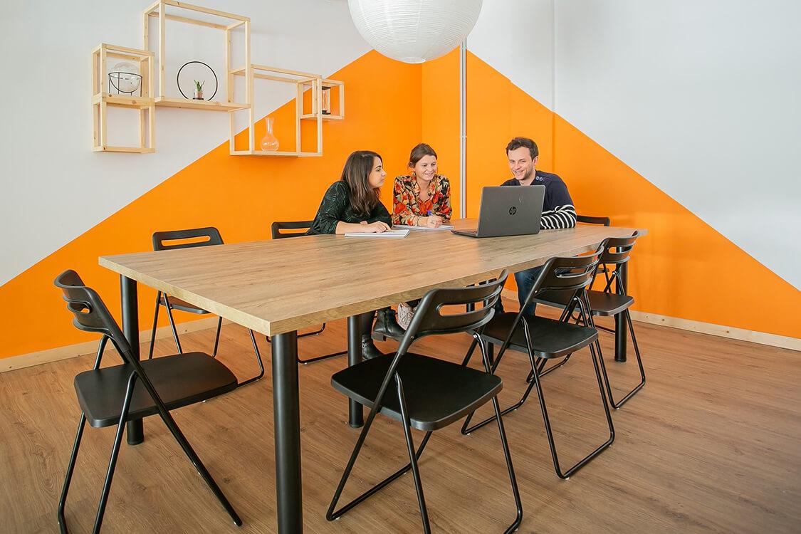 Mesa oficina Andrew Insayn Design