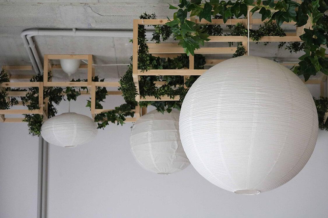 Lámparas techo Andrew Insayn Design