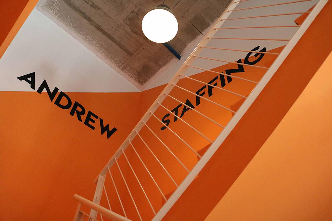 Escaleras Andrew Insayn Design